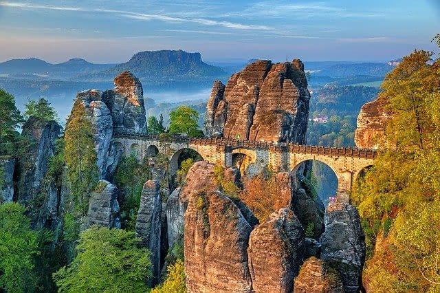 Germany - Saxon region